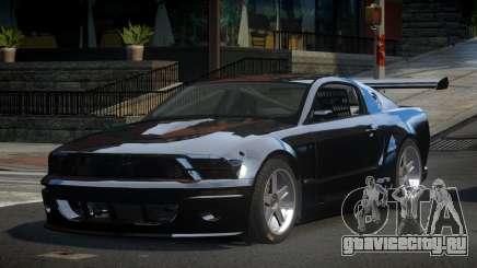 Ford Mustang GS-U для GTA 4