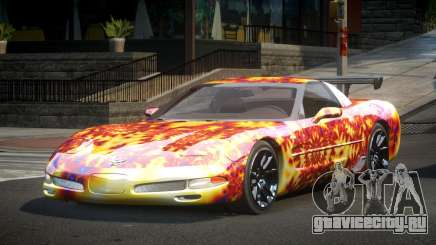Chevrolet Corvette GS-U S2 для GTA 4