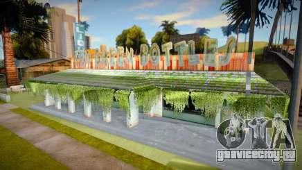 New bar Ten Green Bottles для GTA San Andreas