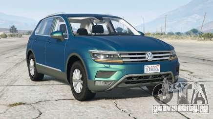 Volkswagen Tiguan 2018 v2.0 для GTA 5
