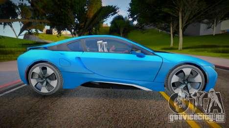 2014 BMW i8 (Low Poly) для GTA San Andreas