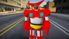 Getter Robo 1 (Armageddon Ver) для GTA San Andreas
