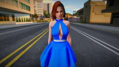 Tina Armstrong Casual v4 для GTA San Andreas