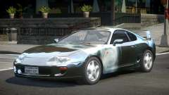 Toyota Supra GS-U S5 для GTA 4