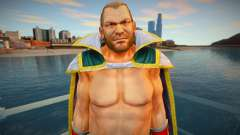 Dead Or Alive 5 - Mr. Strong (Costume 4) 3 для GTA San Andreas
