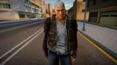 Bryan Bomber Jacket 4 для GTA San Andreas
