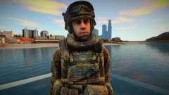 Call Of Duty Modern Warfare skin 3 для GTA San Andreas