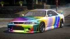 Nissan Skyline R33 GS S6 для GTA 4