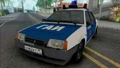 ВАЗ-21099 Московская Милиция 90-х