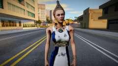 Hera God of War 3 для GTA San Andreas