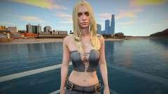 Trish для GTA San Andreas