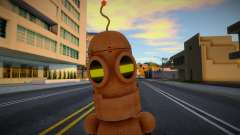Robotzii (MO) для GTA San Andreas