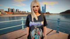 Rachel v11 skin для GTA San Andreas