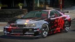 Nissan Skyline R34 G-Tuning S1 для GTA 4