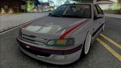 Peugeot Pars (Brazzers) для GTA San Andreas