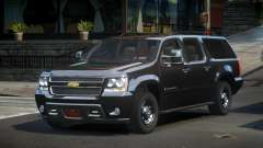 Chevrolet Suburban GS