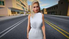 Helena Douglas Dress (good skin) для GTA San Andreas