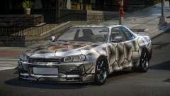 Nissan Skyline R34 PS-I S7 для GTA 4
