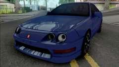 Acura Integra Type-R 2001 (IVF Lights) для GTA San Andreas