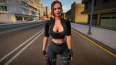 The Sexy Agent 6 для GTA San Andreas