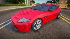 Jaguar XKRS-GT 2012 для GTA San Andreas