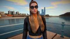 Ariana Grande - Fortnite 12 для GTA San Andreas