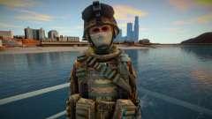 Call Of Duty Modern Warfare skin 8 для GTA San Andreas