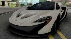 McLaren P1 2013 для GTA San Andreas