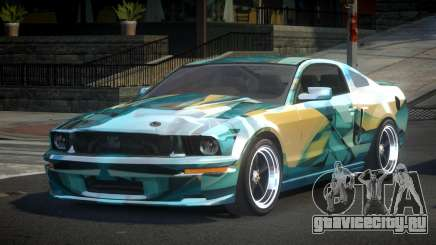 Ford Mustang BS-U L10 для GTA 4