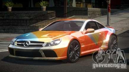 Mercedes-Benz SL65 U-Style PJ8 для GTA 4