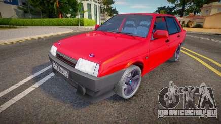 ВАЗ 21099 (CR Team) для GTA San Andreas