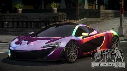 McLaren P1 Qz S9 для GTA 4