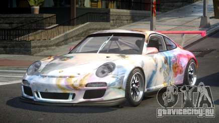 Porsche 997 GT S7 для GTA 4