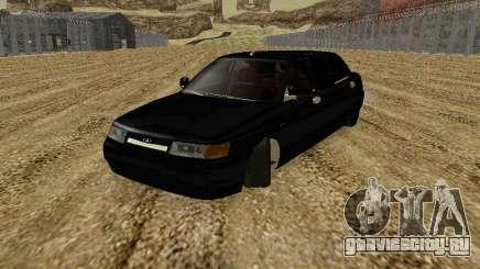 ВАЗ 2110 Лимузин Президента РФ для GTA San Andreas