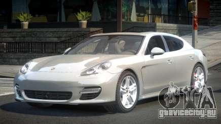 Porsche Panamera G-Tuned для GTA 4