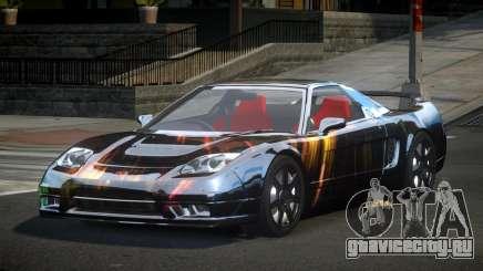 Honda NSX GS S5 для GTA 4