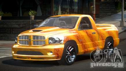 Dodge Ram BS-U S10 для GTA 4