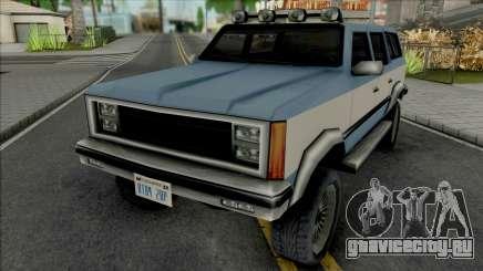 Rancher XL 1984 для GTA San Andreas