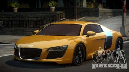 Audi R8 V8 для GTA 4