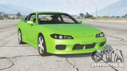 Nissan Silvia Spec-R Aero (GF-S15) 1999〡add-on для GTA 5