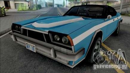 Polaris V8 GT 1986  [IVF VehFuncs] для GTA San Andreas
