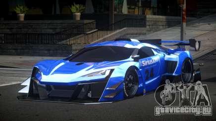 Lykan GT3 для GTA 4