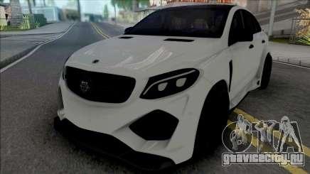 Mercedes-Benz GLE Coupe AMG Onyx G6 для GTA San Andreas