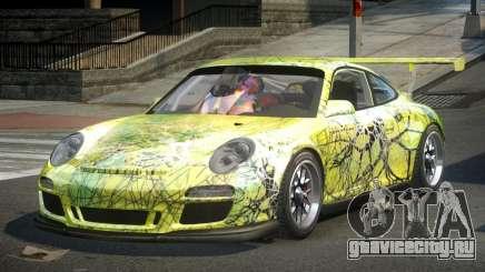 Porsche 997 GT S10 для GTA 4