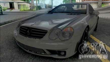 Mercedes-Benz SL65 AMG 2007 для GTA San Andreas