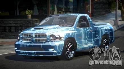 Dodge Ram BS-U S4 для GTA 4