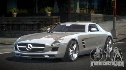 Mercedes-Benz SLS Qz для GTA 4
