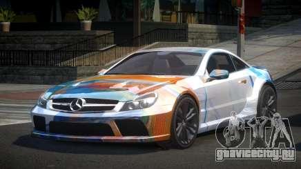 Mercedes-Benz SL65 U-Style PJ1 для GTA 4