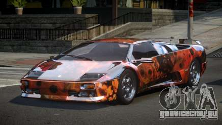 Lamborghini Diablo U-Style S1 для GTA 4