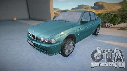 BMW M5 E39 Alpina для GTA San Andreas